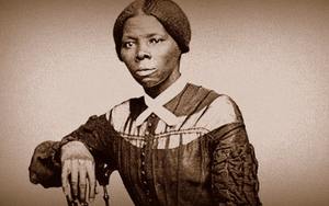 H is for HARRIET TUBMAN - WHO RUN THE WORLD?
