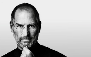 S IS FOR STEVE JOBS - HUSTLE BABY HUSTLE