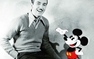 W IS FOR WALT DISNEY - HUSTLE BABY HUSTLE