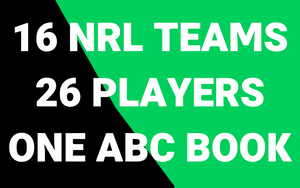 FOOTY FEVER? THIS ONE'S FOR YOU - THE ABC'S OF THE NRL #OFFICIAL