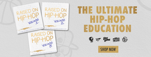The ultimate hip-hop education. Cool alphabet books