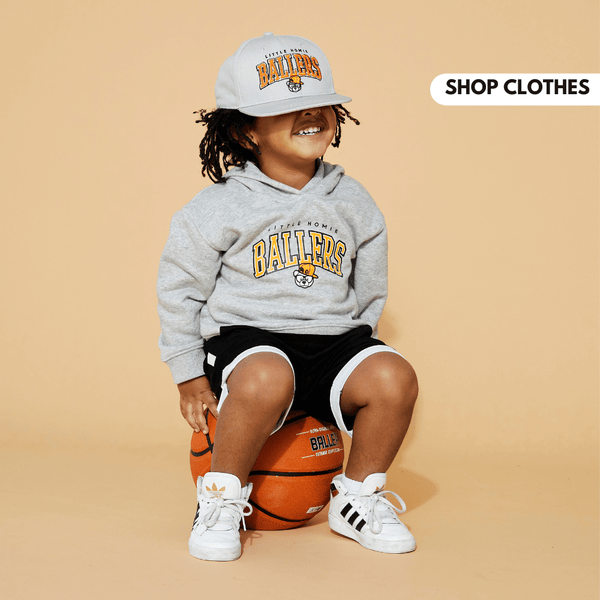 Shop hip-hop kids clothes. Cool kidswear