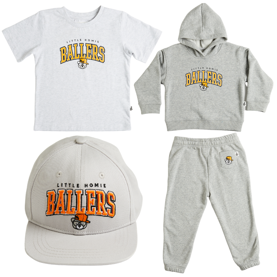 Little Homie Ballers Bundle