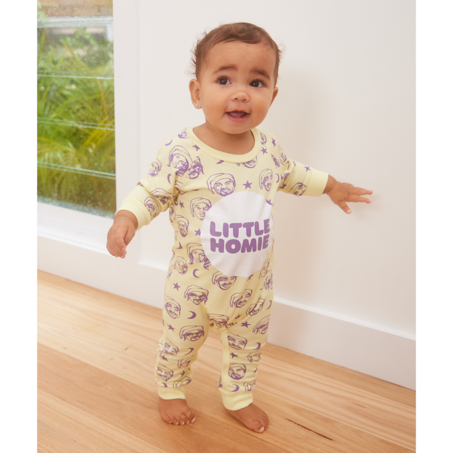 Dreams 'Baby' Romper