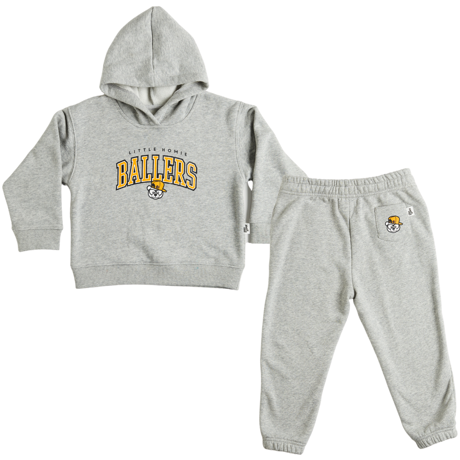 Little Homie Ballers Tracksuit Bundle