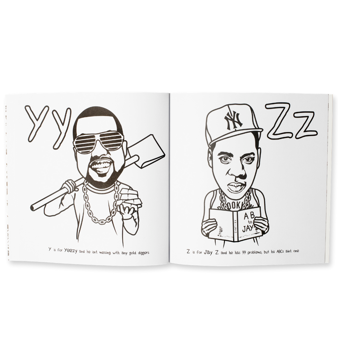 jay z coloring pages - photo#25