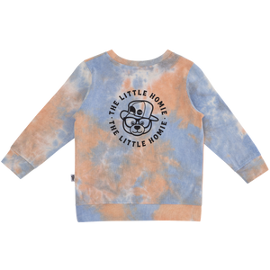 Homie Bear Logo L/S Top