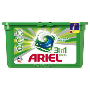 Ariel 3 In 1 Pods Regular 42 - Desi Khazana