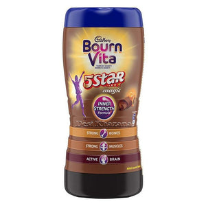 Cadbury Bourn Vita 5 Star Magic Desi Khazana