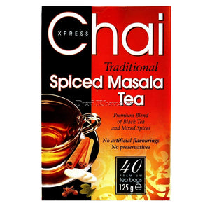 Chai Xpress Spiced Masala Tea 3 Packs - Desi Khazana