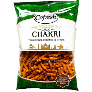 Cofresh Chakri GARLIC - Desi Khazana