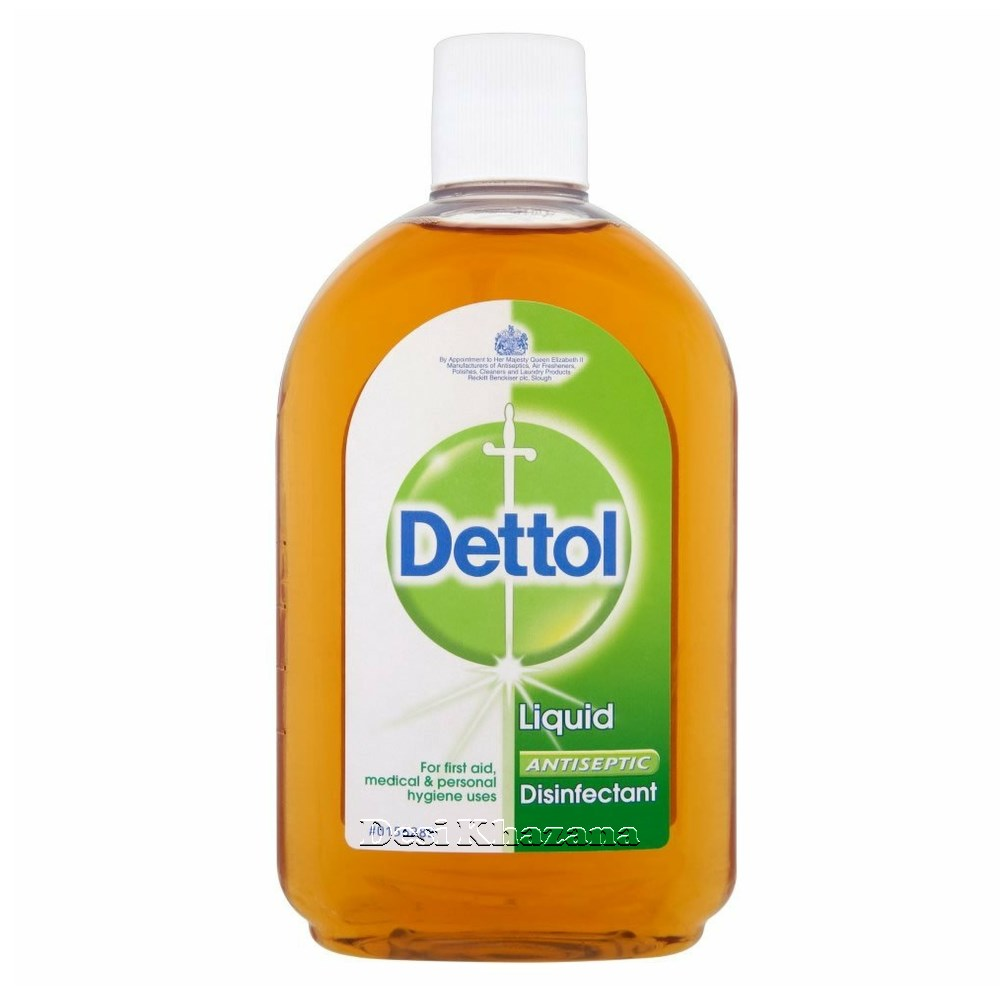 Dettol Antiseptic Liquid Original 250 ml - Desi Khazana