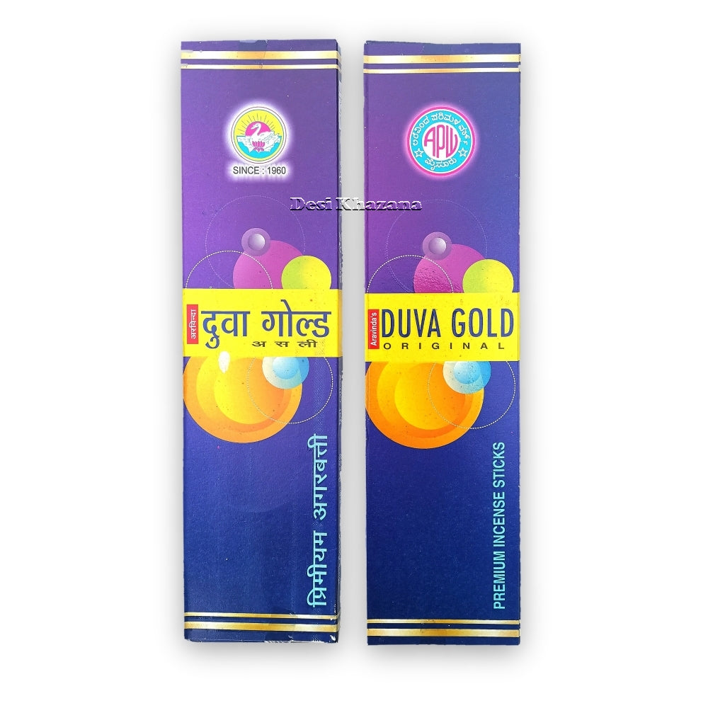 Duva Gold Agarbatti Incense Sticks