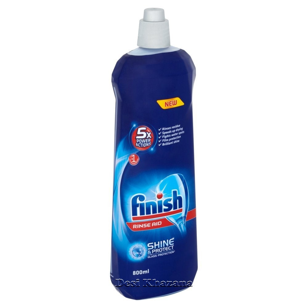 Finish Rinse Aid 800 ml - Desi Khazana