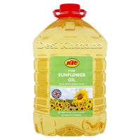 KTC Sunflower Oil (5 Ltr) - Desi Khazana