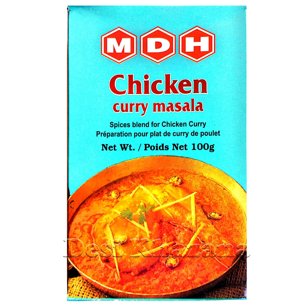 MDH Chicken Curry Masala - Desi Khazana