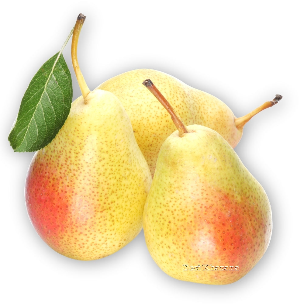 Fresh Pear Desi Khazana Fresh Fruits