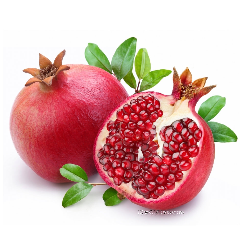 Pomegranate Fresh Fruits Desi Khazana