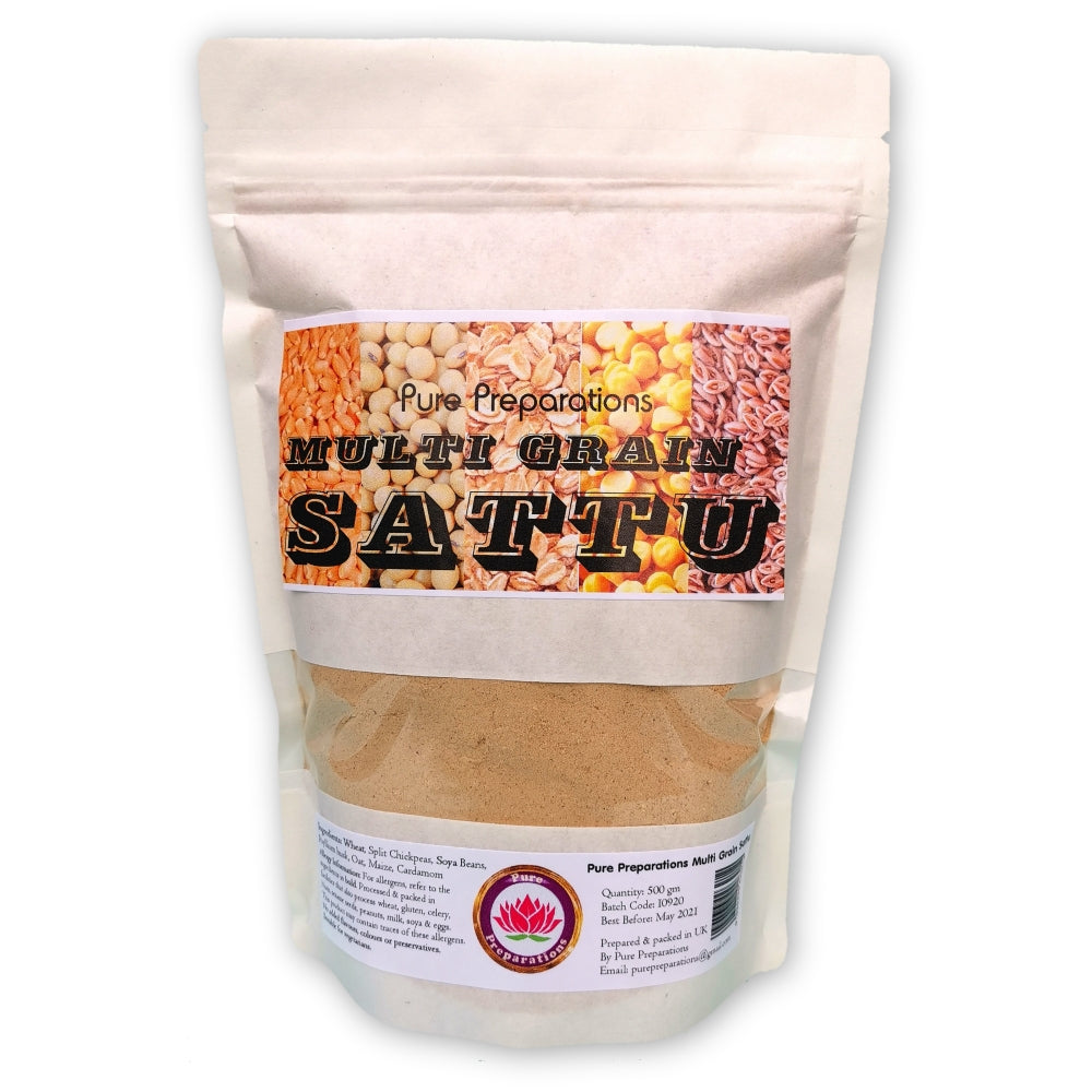 Pure Preparations Multi Grain Sattu Desi Khazana