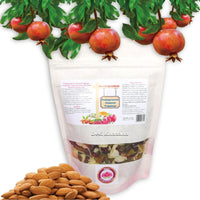 Pure Preparations Pomegranate & Almond Toppings 300 gm