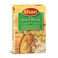 SHAN Malay Chicken Biryani Mix - Desi Khazana