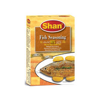 SHAN Fish Seasoning Mix - Desi Khazana