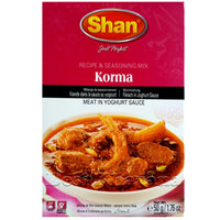 SHAN Korma Curry Mix - Desi Khazana