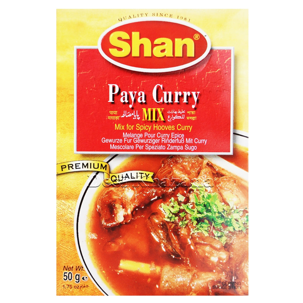 SHAN Paya Curry Mix - Desi Khazana
