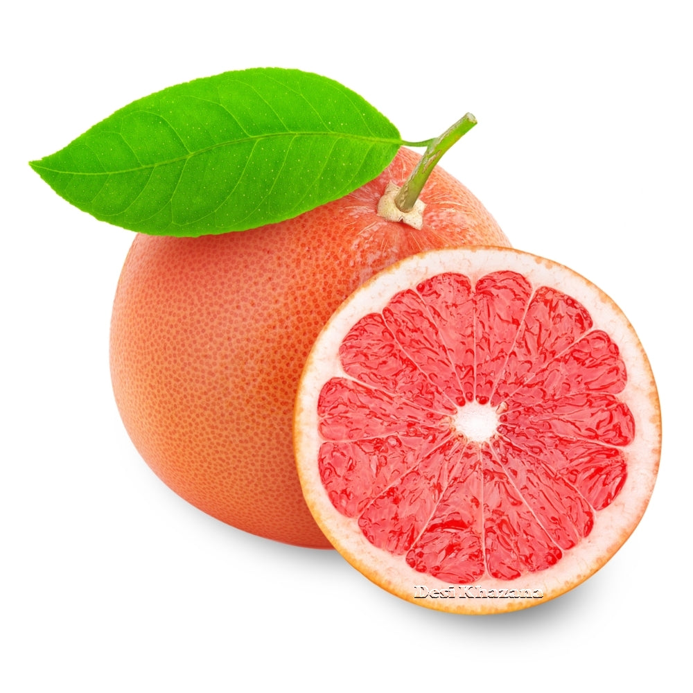 Star Ruby Grapefruit Desi Khazana Fresh Fruits