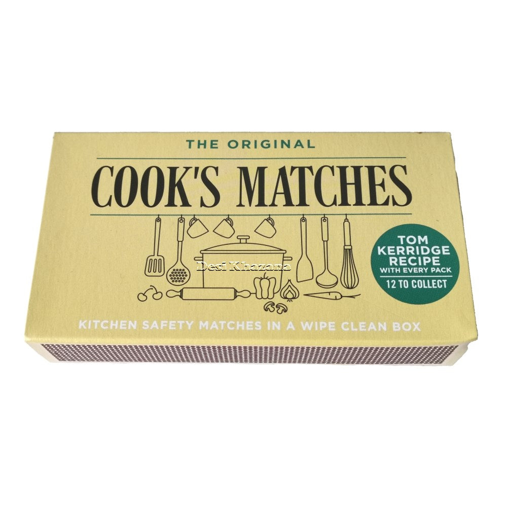 The Original Cook's Match Box