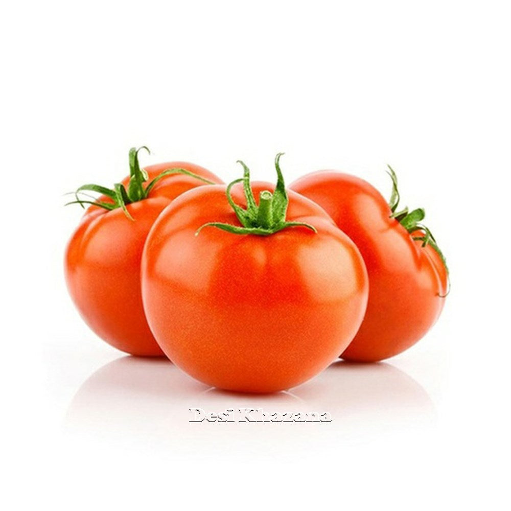 Fresh Tomatoes (Medium Size), Medium Sized Tomatoes Best Tomato Prices Desi Khazana