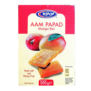 Top Op Aam Papad