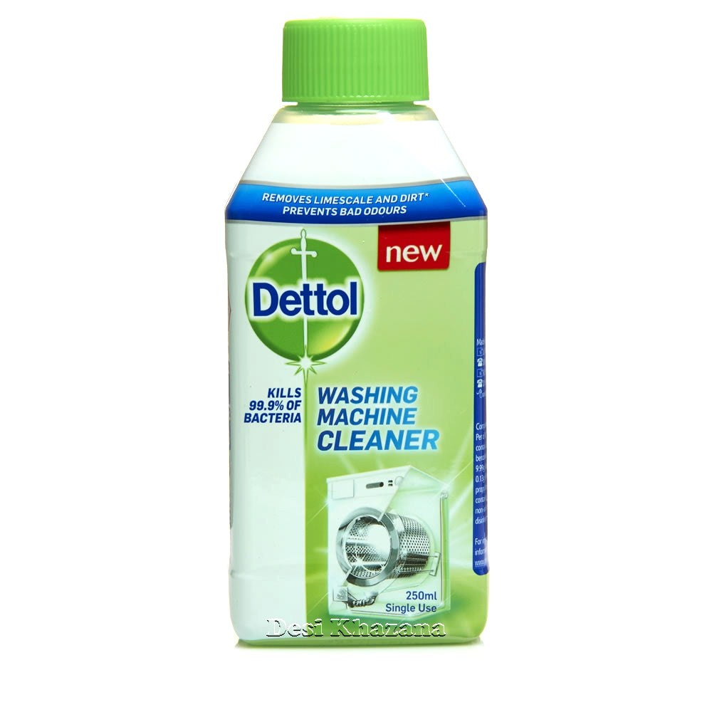 Dettol Washing Machine Cleaner 250 ml - Desi Khazana