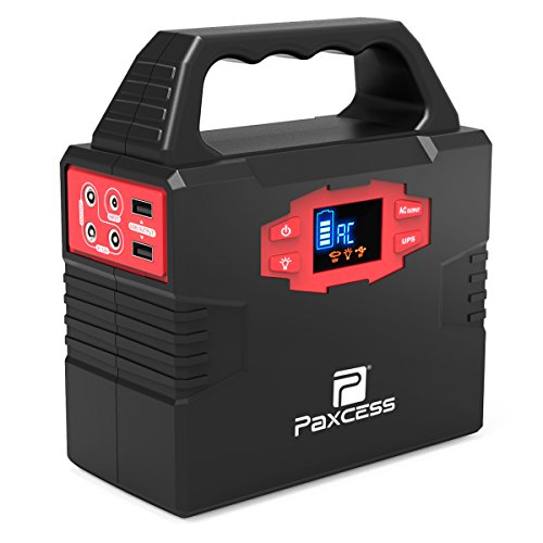 Portable Generator Power Inverter - 100-Watt