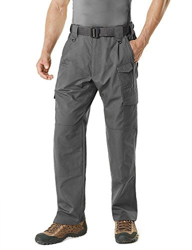 CQR Men's Lightweight Tactical Cargo Pants