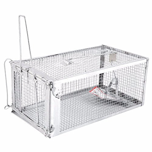 Pro-Quality Live Animal Humane Trap Catch and Release - Safe and Effective