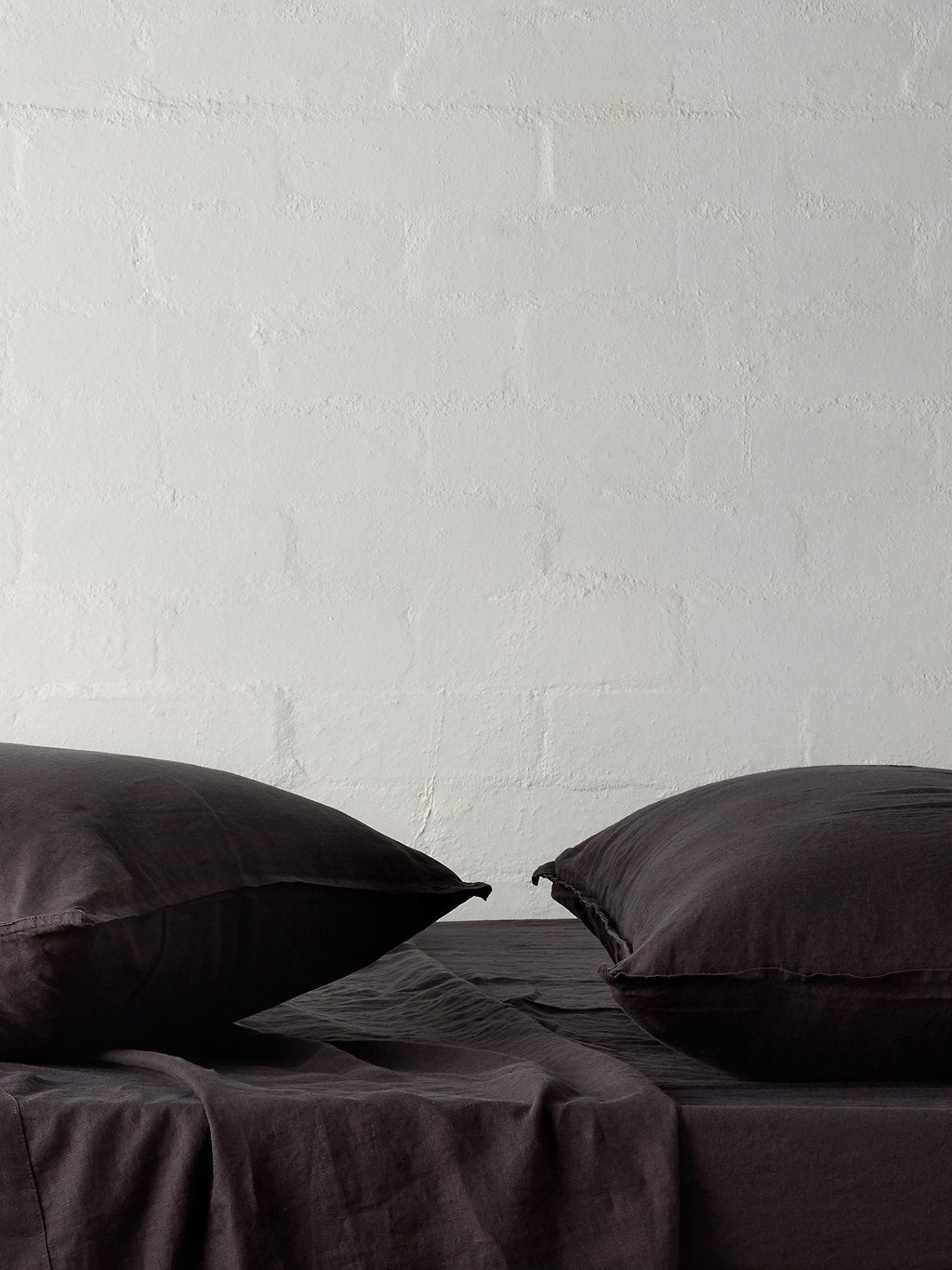 Mondo Charcoal Pillowcase