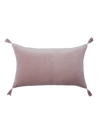Velvet Petite Blush Cushion
