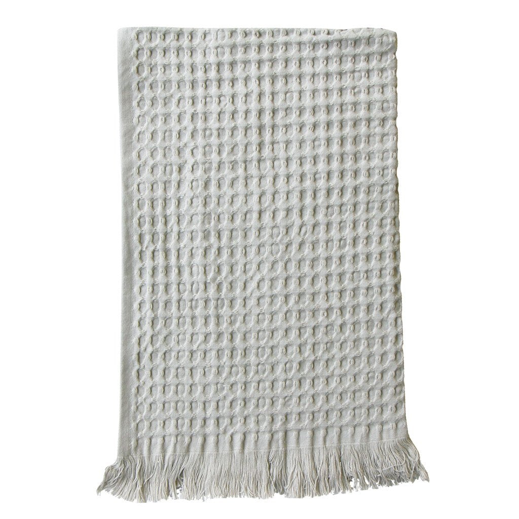 Waffle Stone Guest Towel