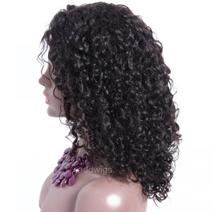 Full Curly Human Hair Wigs Hot Sale 360 Lace Wig Best Hair Quality Offer