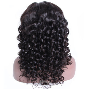 Best 360 Lace Wigs Tight Loose Wave Human Hair Wigs for Sale