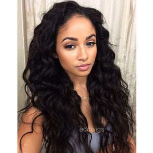 2018 Popular 360 Lace Wigs Best Sale Loose Wave Human Hair Wigs