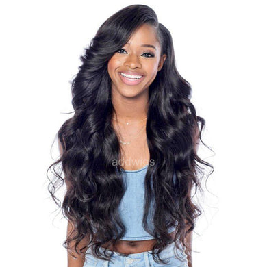 Silk Top Big Super Natural Wave Silk Base Human Hair Wigs