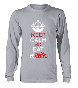 Keep Calm and Eat Nutella - Au Fourneau