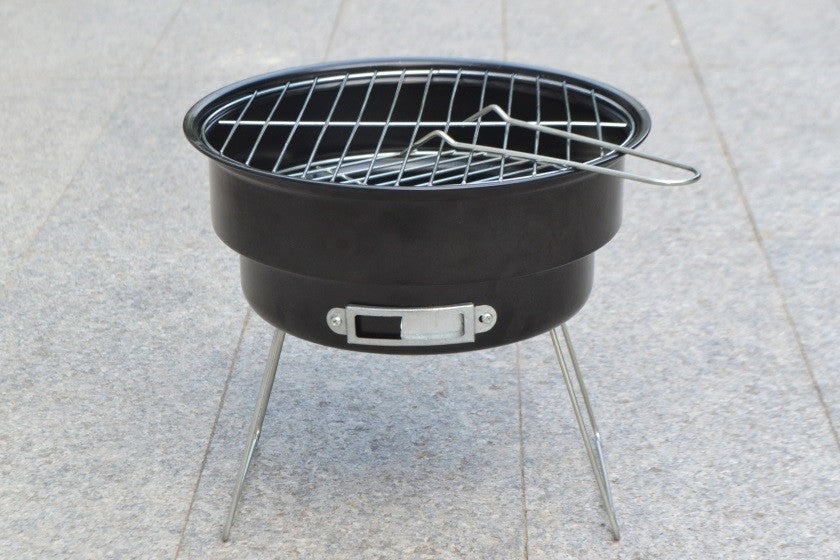 Barbecue charbon de bois portable. Pliable et transportable. Offert : Sac de transport pratique - Au Fourneau