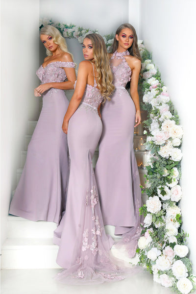 Alessandra Gown Mauve