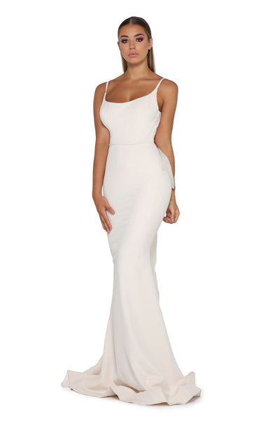 ELLIE GOWN CREAM