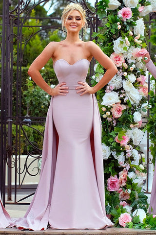 Endora Gown Strapless