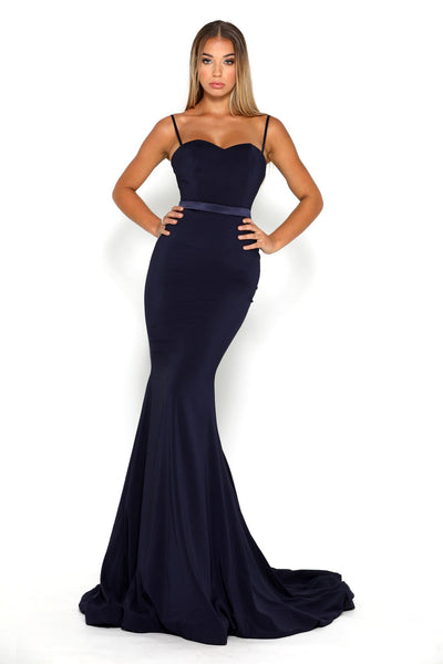 Sophie Dress Navy