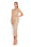 HONEY DRESS GOLD